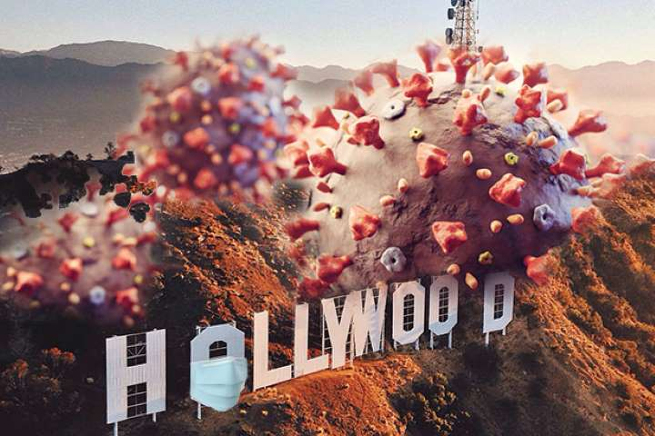 IL Corona Virus ha ucciso Hollywood